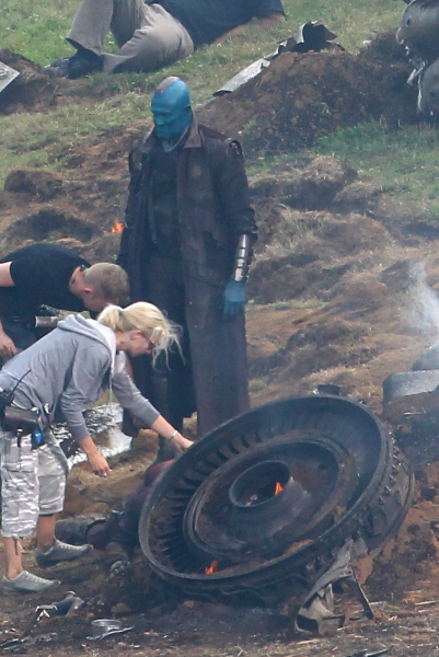 Guardians of the Galaxy film set in rural Surrey