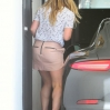 Hillary Duff looks fashionable as she arrives at a gym in West Hollywood Featuring: Hillary Duff Where: Los Angeles, California, United States When: 21 Feb 2014 Credit: Michael Wright/WENN.com