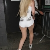 Iggy Azalea wearing eye-catching hotpants