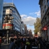 Bustling Streets of London