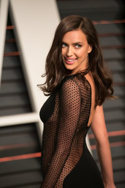 The 87th Annual Oscars - Vanity Fair Oscar Party at Wallis Annenberg Center for the Performing Arts and The Beverly Hills City Hall Featuring: Irina Shayk Where: Los Angeles, California, United States When: 22 Feb 2015 Credit: Brian To/WENN.com