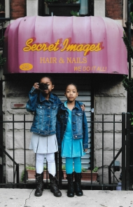 """Jamel Shabazz: Crossing 125th"" Exhibit at the Studio Museum in Harlem"