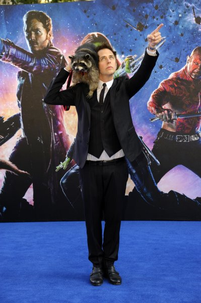 UK premiere of 'Guardians of the Galaxy' at Empire Cinema Leicester Square - Arrivals Featuring: James Gunn Where: London, United Kingdom When: 24 Jul 2014 Credit: WENN.com