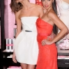 Victoria's Secret Angels 2013 Holiday Cheer Gift event at Victoria's Secret Herald Square