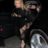 Celebrities at Chiltern Firehouse for Alexander McQueen: Savage Beauty after party Featuring: Kate Moss Where: London, United Kingdom When: 12 Mar 2015 Credit: WENN.com