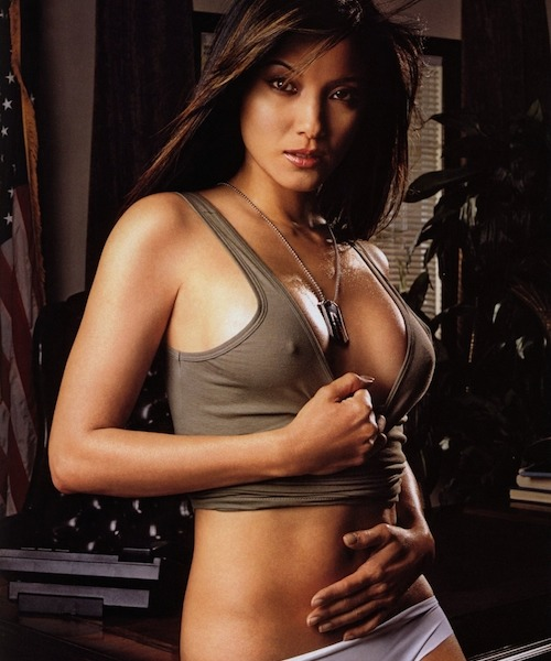 Kelly Hu Sex Tape