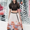 Model Kendall Jenner walks the runway during the Chanel show as part of Paris Fashion Week Haute Couture