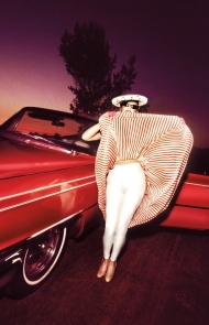 """""""L.A. Babe: The Real Women of Los Angeles 1975-1988"""" by Moshe Brakha"""