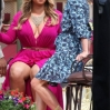 Mariah Carey arriving at 'Live! with Kelly and Michael' at Disneyland Featuring: Mariah Carey, Kelly Ripa Where: Anaheim, California, United States When: 19 May 2015 Credit: JP8/WENN.com