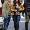 Actors on the set of 'Teenage Mutant Ninja Turtles' Featuring: Megan Fox Where: New York City, NY, United States When: 09 May 2013 Credit: TNYF/WENN.com