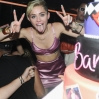 """Miley Cyrus attends Miley Cyrus' Official Album Release Party for """"Bangerz"""""""