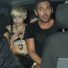 Miley Cyrus seen leaving Madame Jojo's nightclub at 3.30am after partying with Kate Moss
