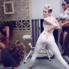 """Miley Cyrus has released a director's cut version of the video """"We Can't Stop"""""""
