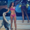 Miss Colombia Paulina Vega participates in the 63rd Annual Miss Universe Preliminary Show at Florida International University