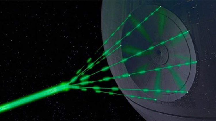 2. Death Star (Star Wars)