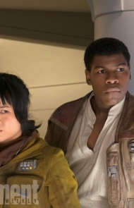 Star Wars: The Last Jedi - Rose and Finn