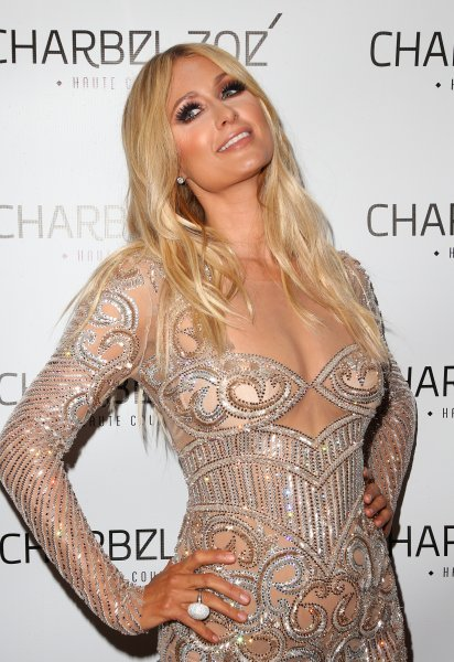 Charbel Zoe Haute Couture store launchFeaturing: Paris HiltonWhere: Los Angeles, California, United StatesWhen: 07 Apr 2015Credit: FayesVision/WENN.com