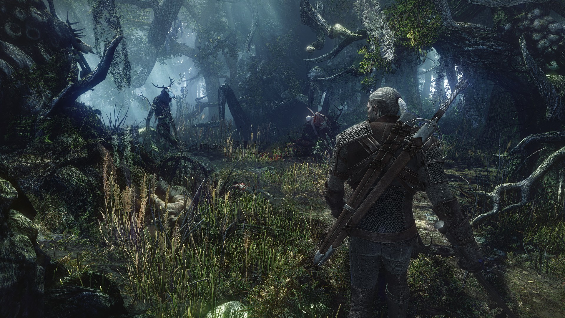 The Witcher 3: Wild Hunt (WB Games)