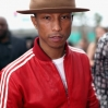 Pharrell Williams attends the 56th GRAMMY Awards at Staples Center on January 26, 2014