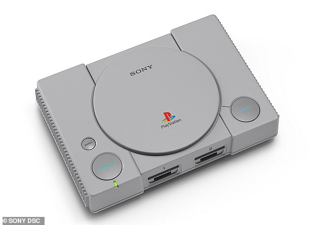PlayStation One Classic #1