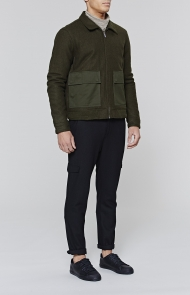 Native Youth, Combat Jacket