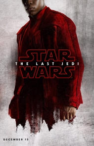 Star Wars: The Last Jedi Character Posters