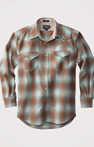 Pendleton, Snap-Front Western Canyon Shirt