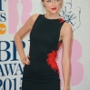 The Brit Awards 2015 (Brits) held at the O2 - Arrivals Featuring: Taylor Swift Where: London, United Kingdom When: 25 Feb 2015 Credit: Joe/WENN.com