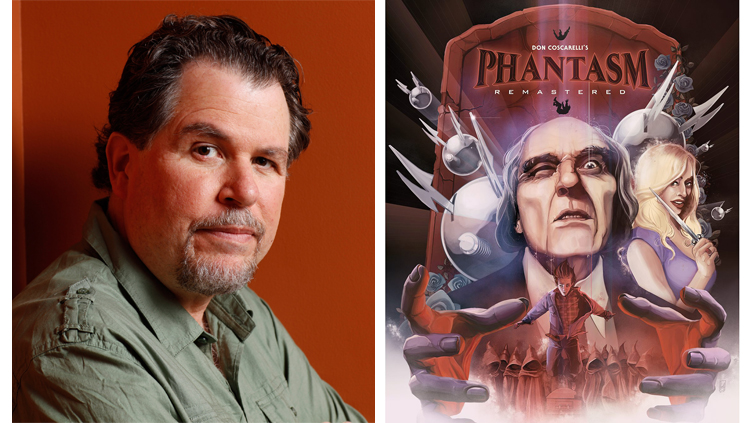 Don Coscarelli Does an Exclusive 'Phantasm' Retrospective on The B-Movies Podcast!