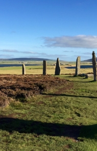 The Stone Circles of The Orkneys, Scotland