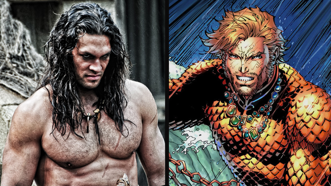 Aquaman Will Be Played by Jason Momoa in Batman V Superman