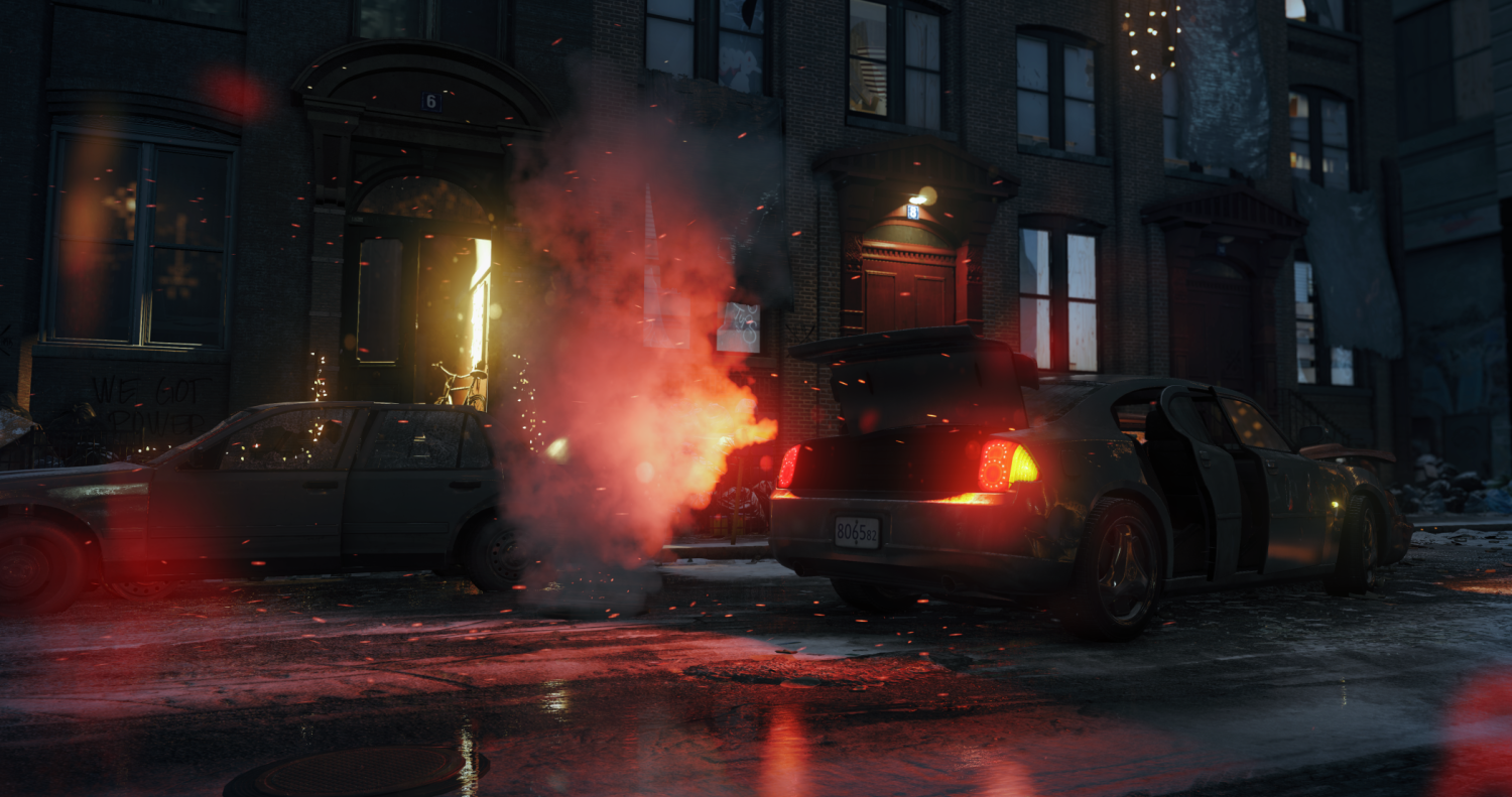 Tom Clancy's The Division Screenshot #1
