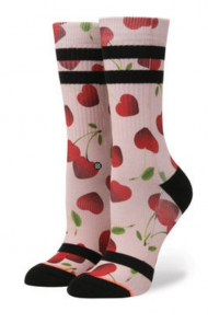 Cherry Bomb Socks by Stance