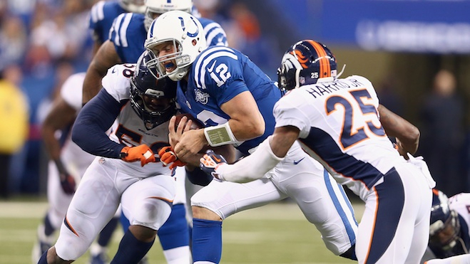 Andrew Luck QB – Indianapolis