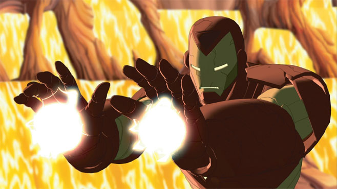 Movie Poster 2019: The Top 5 Iron Man Animated Adventures