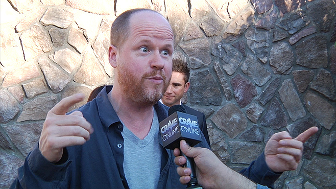 Joss Whedon Saturn Awards 2013