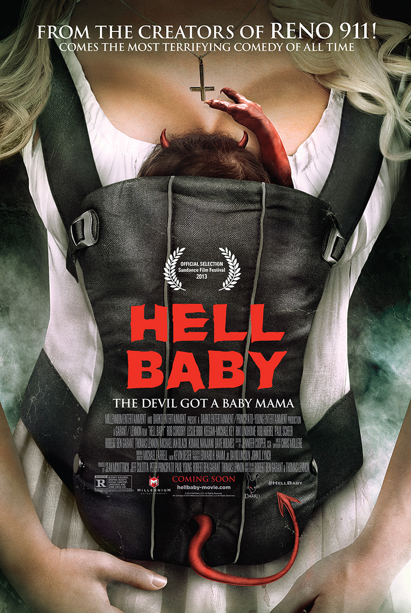 Hell Baby_One Sheet.indd