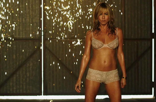 Were the Millers Aniston