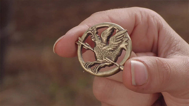 The Starving Games Mockingjay