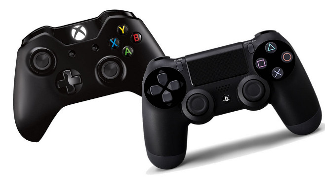 Xbox_One_PS4_Controllers