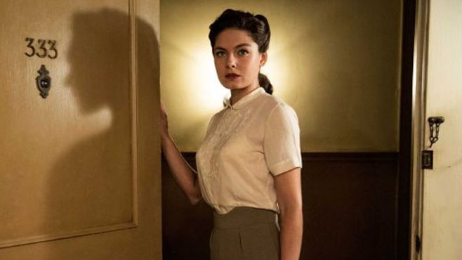 Alexa Davalos Mob City: Exclusive Interview: Alexa Davalos On 'Mob City