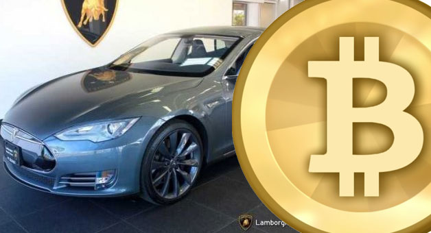 Guy buys tesla with bitcoins salford city vs notts county betting tips