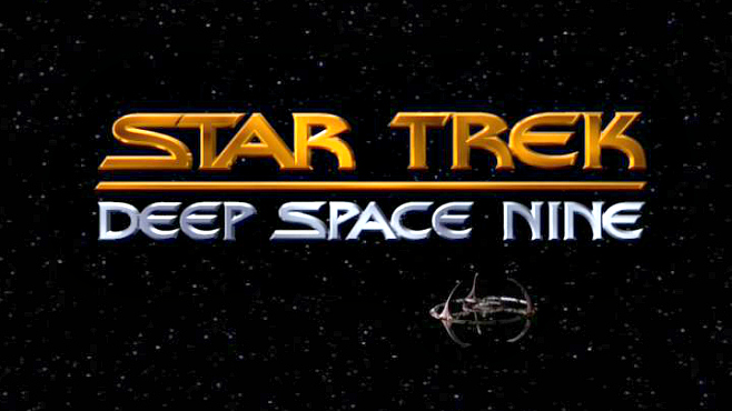 Deep Space Nine Splash