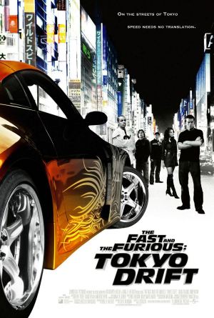 Fast 3 Poster