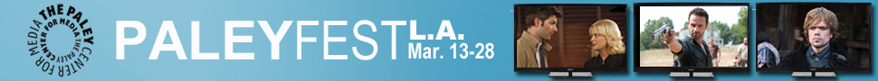 PaleyFest 2014 superbanner 2