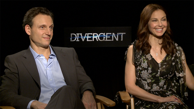 Divergent Tony Goldwyn Ashley Judd