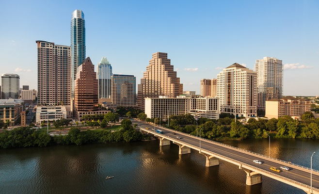 austin texas - getty