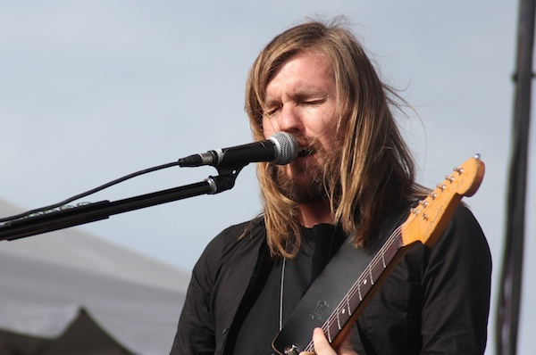 6 Band of Skulls - Sasquatch 2014 by Johnny Firecloud