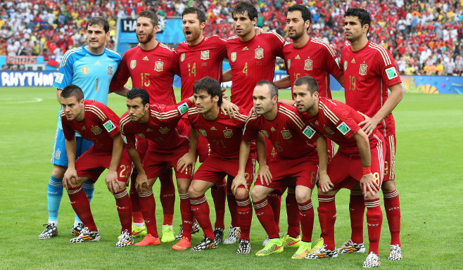 e6fba5fc9d8 World Cup 2014: Spain Reacts to Embarrassing Exit from the World Cup ...
