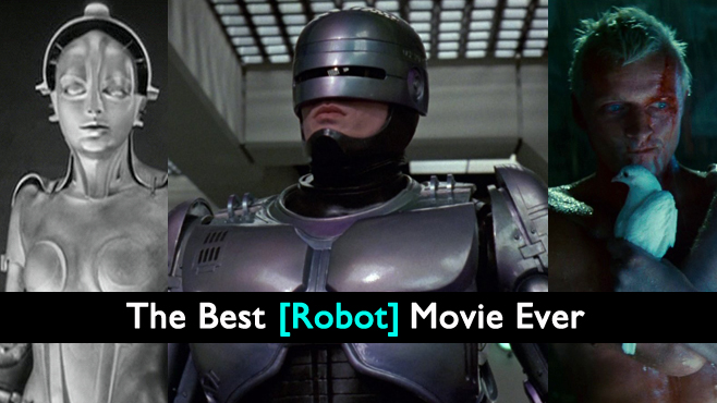 The Best Robot Movie Ever